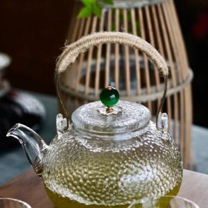 美味しい緑茶でお迎えします☆
