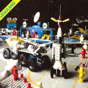 ★LEGO #6950 【Mobile Rocket Transport】を今度はブラックスターCOLORでwww!!の巻