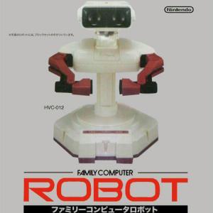 ★昔なつかしいファミリーコンピュータ ロボットをLEGOのミニフィグサイズで作ってみました~ww!!の巻