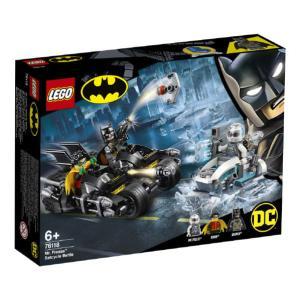 ★LEGO Batman #76118のキットを往年の宇宙シリーズモデルにアレンジしてみました~ww(;´▽`A``!の巻