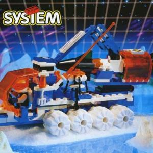 ★LEGO #6898【LEGO Ice-Sat V】(和名:レゴ アイスプラネットランチャー)を例のカラーバリエーションで作ってみました~!!の巻