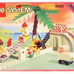 ★LEGO #6403【Paradise Playground】(和名:ドリーミーパーク)をGETしました~ww!の巻