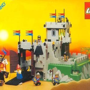 ★LEGOお城シリーズ#6081【ゆうれい城】を手持ちのパーツで再現してみました〜!の巻