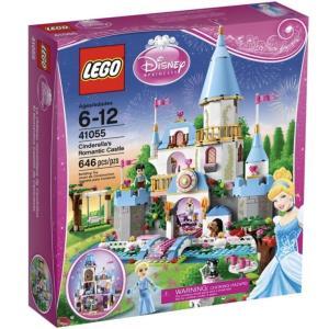 ★LEGOディズニープリンセス 41055のシンデレラ城をアレンジしてみますwww٩(๑❛ᴗ❛๑)۶♬の巻