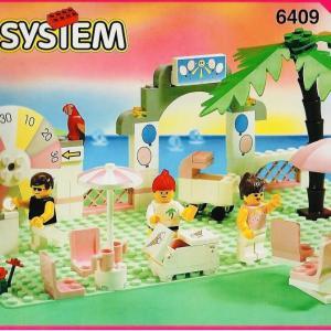 LEGO 6409【Island Arcade】の新品未開封をgetさせて頂きました〜\(^o^)/!の巻