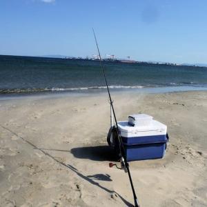 NEWルナミスの初釣行