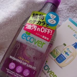 植物の力でやさしい生活~~エコベール食器用洗剤~~♪