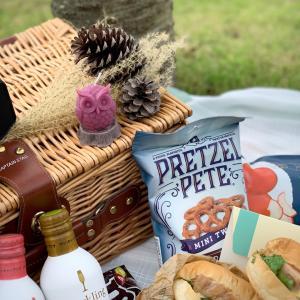 連休最終日は秋のピクニック♪