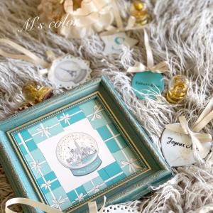 ティファニーブルーのオーダー品☆クリスマスタイル