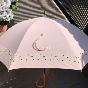 新しい日傘