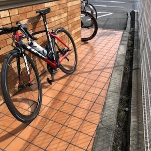 【ロードバイク】小山田周回 80km