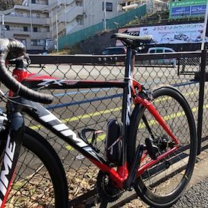 【ロードバイク】ランド坂20本  65km