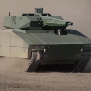 米軍の次世代歩兵戦闘車