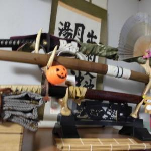 日本刀を購入しました