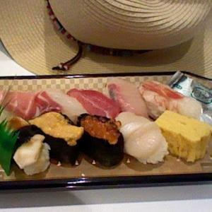 新鮮な魚貝を食べて リフレッシュ! 「逗子」という名の 握り盛り合わせ