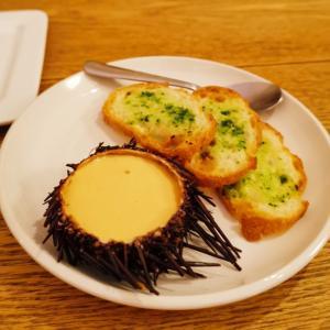 ウニのプリンが食べたくて。~アマイカ@勝川~