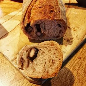 黒豆再利用 パン&肉まん