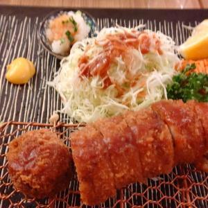 とん久@高田馬場 忘年会で豚カツ祭り!