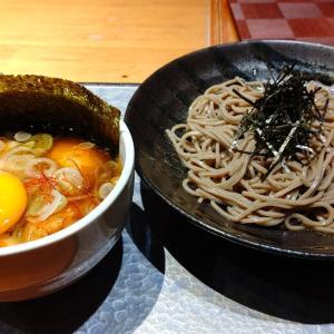 安土@新宿 歌舞伎町店で久しぶりのピリ辛つけ蕎麦&新年会!