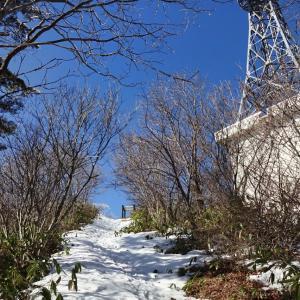 【聖山】 雪が少ない冬だから・・・ (2)