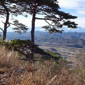 12月29日(日) その8 ~青柳城跡から周囲を眺めてみよう~