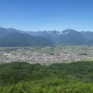 猛暑なので鷹狩山まで逃げてきた (2)