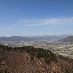 千曲の春 2019 (6) ~荒砥城跡からの眺め