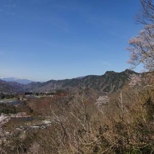 【生坂村】 棚の平公園 ・・・春の午後 [North side]