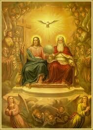 2020年 聖三位一体の主日(聖霊降臨後第一主日記念付き)ミサ
