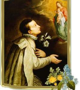 2020年 聖霊降臨後第三主日(証聖者、ゴンザーガの聖アロイジオの祝日記念付き)ミサ