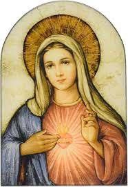 2020年 聖マリアの汚れなき御心の大祝日ミサ