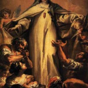 2020年 贖虜(しょくりょ)の聖母の祝日ミサ