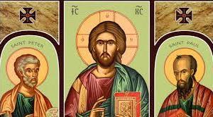 2021年 使徒、聖ペトロと聖パウロの大祝日ミサ