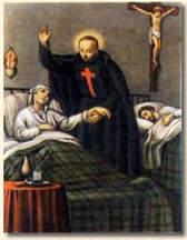 2021年 聖霊降臨後第八主日(証聖者、聖カミロ・デ・レリスの祝日記念付き)ミサ