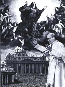 2021年 童貞聖マリアの被昇天の前日ミサ