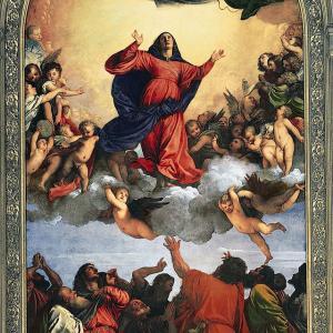 2021年 童貞聖マリアの被昇天の大祝日(聖霊降臨後第十二主日;殉教者、聖タルチシオの祝日記念付き)ミサ