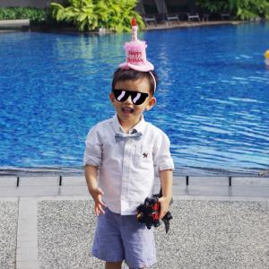 次男の3歳お誕生日