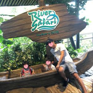 River  Safariへ