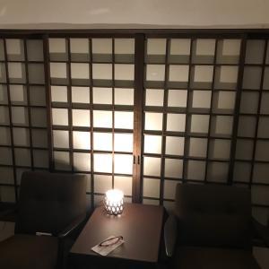 外が見えない ① 七沢温泉