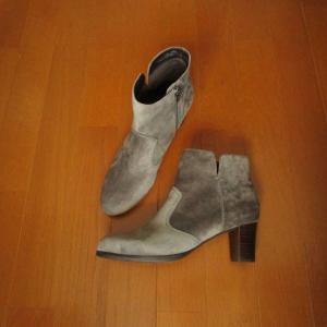 旬の美しいブーツ購入。お洒落で歩きやすいから服選びもラクになりました【REGAL】