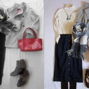 ユニクロ定番品が使える!少ない服で真冬コーデをすっきり見せるコツ