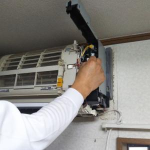 夏前の今がおすすめ!おそうじ機能付きエアコンをプロに掃除してもらって快適に【カジタク】