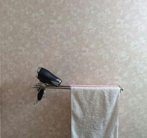 せまい洗面所でもスッキリ収納、きっかけはドライヤー収納を変えたこと