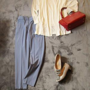 痛くない50代ファッション、初夏のマイルール