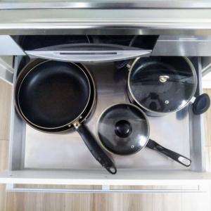 ミニマルなキッチン。収納下手でも失敗しないグッズ選び4つのルール