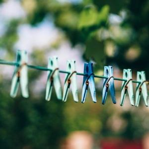 洗濯をラクに。やめた家事はこんなこと