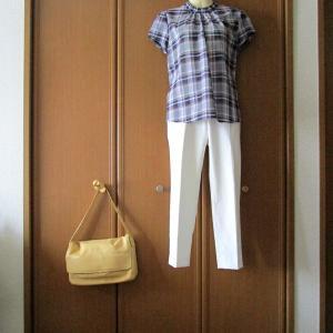 年を重ねるほど【清潔に見えるファッション】を。夏の終わりに心がけていること