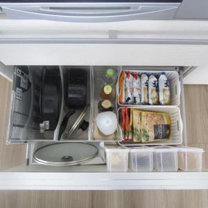 変えたら劇的にラクになったキッチン収納はこれ
