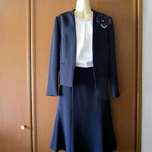 見せたくなる23区のスーツは着回し自由。フォーマルにもOK(卒業・入学式)手洗いもできます
