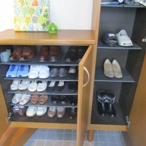 たった3つのルールを守るだけで靴の収納が楽になりました